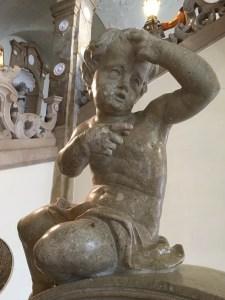Salzburg Engel Mirabellpalast