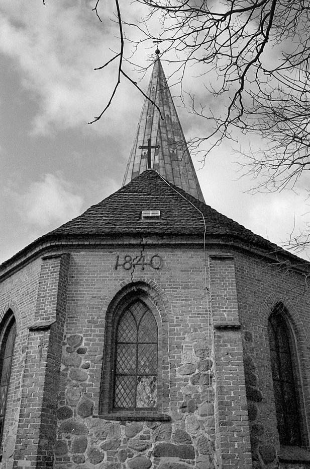 Village Church, Trieglaff, Pomerania