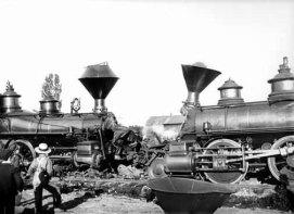 RR train-wreck
