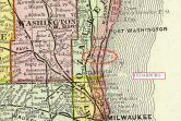 WIS RUMSEY RAND MCN 1897 CEDARBG title