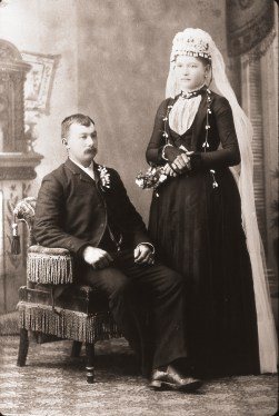Albert Lueder and Mary Beckman