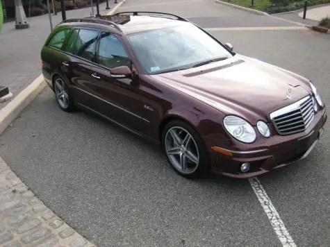 2007 mercedes benz e63 amg wagon german cars for sale blog. Black Bedroom Furniture Sets. Home Design Ideas