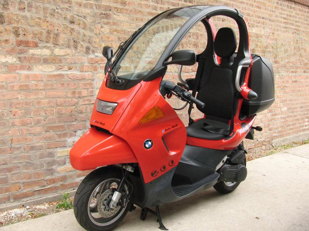 2001 bmw c1 200cc scooter german cars for sale blog. Black Bedroom Furniture Sets. Home Design Ideas