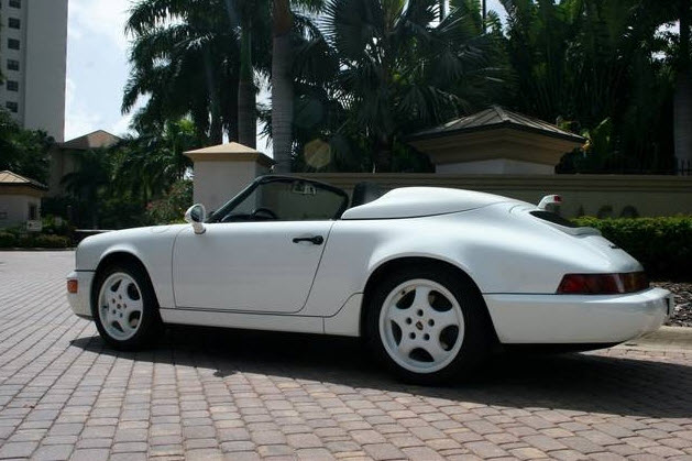 1994 Porsche 911 Speedster German Cars For Sale Blog