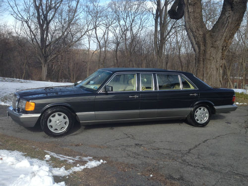 Used limos for sale ebay autos post for Used mercedes benz for sale on ebay