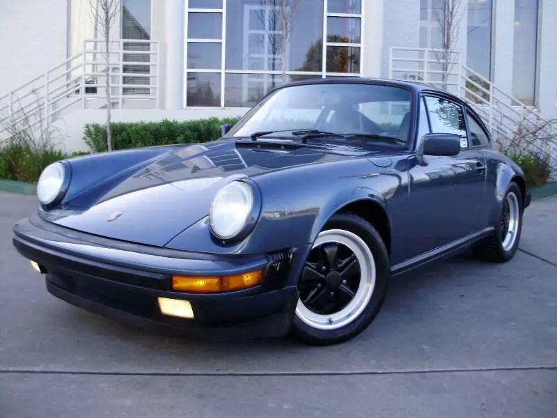 1987 porsche 911 carrera german cars for sale blog. Black Bedroom Furniture Sets. Home Design Ideas