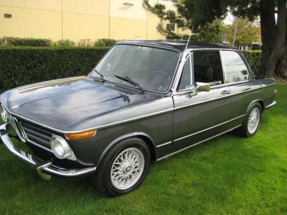 Bmw 2002 Tii For Sale >> Restored 1972 BMW 2002tii – REVISIT – German Cars For Sale Blog