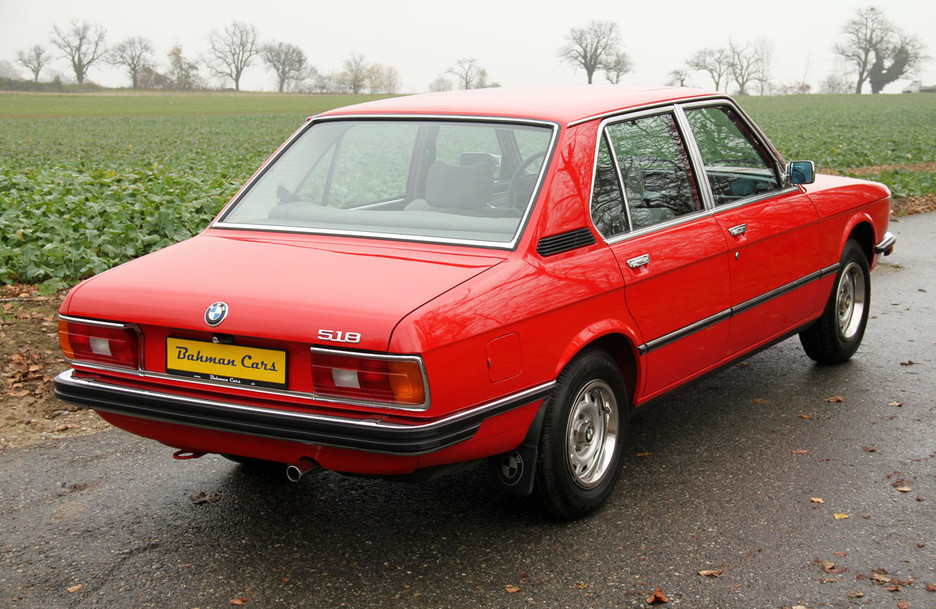 1979 Bmw 518 German Cars For Sale Blog