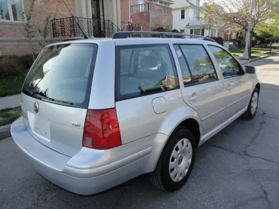 2003 Volkswagen Jetta Tdi Wagon