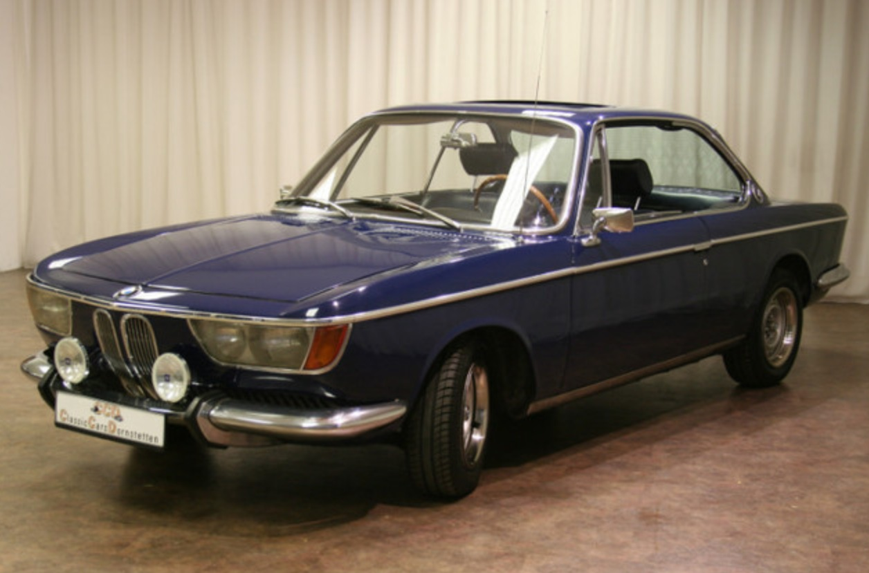 1968 Bmw 2000ca German Cars For Sale Blog