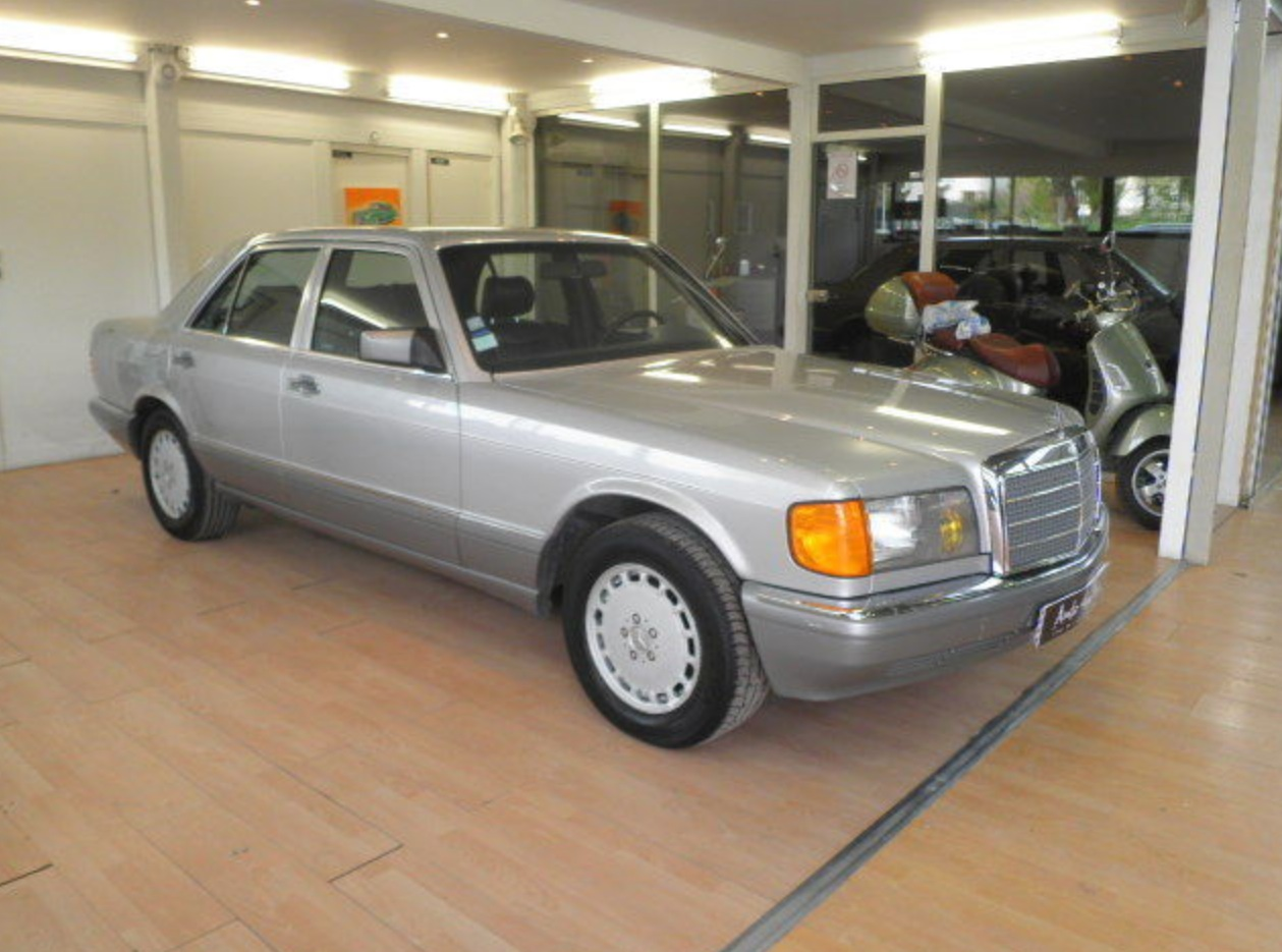 1987 mercedes benz 300se 5 speed manual german cars for for Mercedes benz 1987 for sale