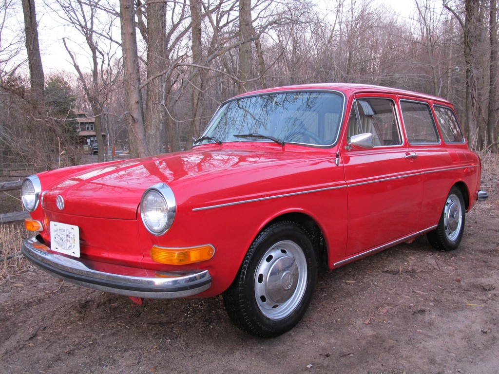 1973 volkswagen type iii squareback german cars for sale for Type 4 motor for sale