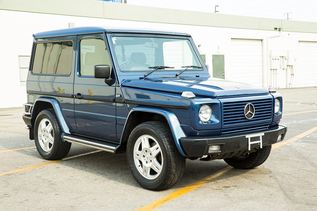 1994 mercedes benz g300 german cars for sale blog. Black Bedroom Furniture Sets. Home Design Ideas