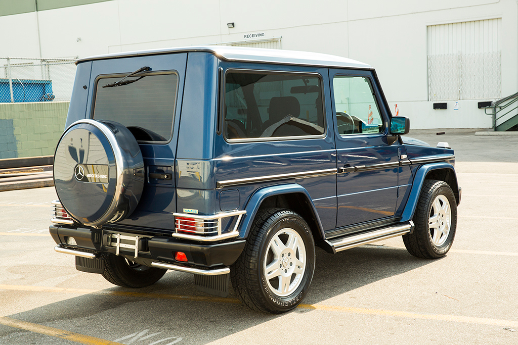 Mercedes G300 For Sale