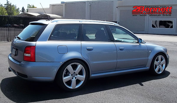 2001 Audi RS4 – German Cars For Sale Blog