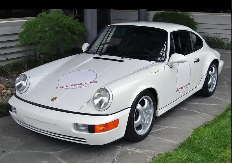 1992 porsche 911 carrera cup german cars for sale blog. Black Bedroom Furniture Sets. Home Design Ideas