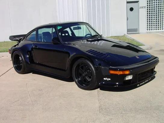 Billedresultat for porsche 911 turbo 1980s