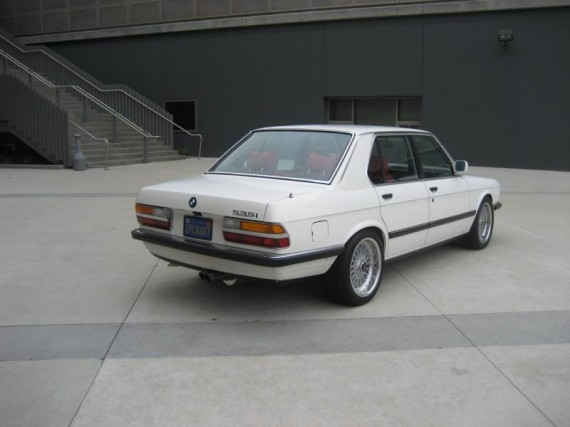 BMW Santa Barbara >> Low-mile, Euro-converted 1985 BMW 535i – German Cars For Sale Blog