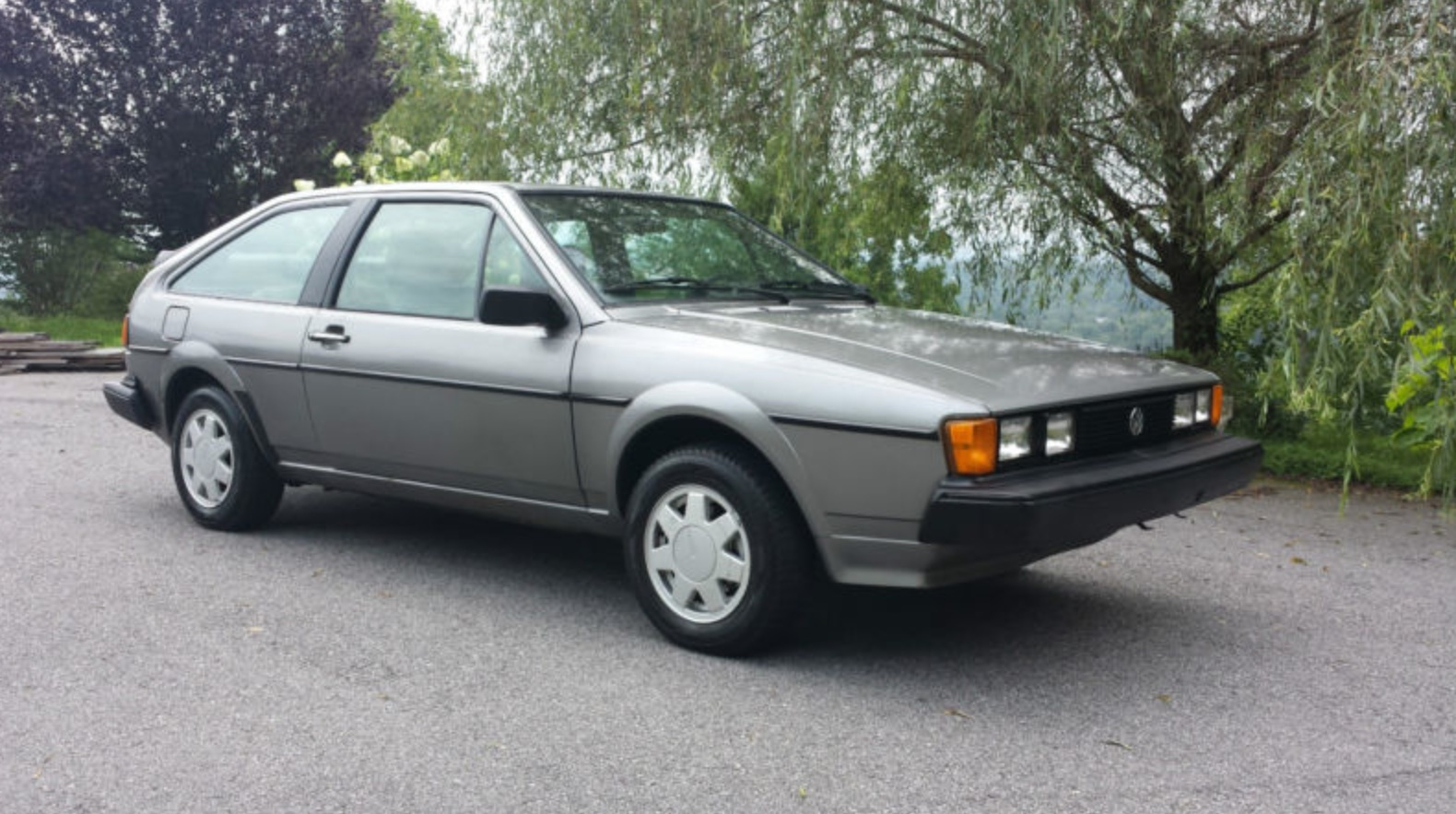 2013 Nissan Altima For Sale >> 1986 Volkswagen Scirocco with 59,000 miles – German Cars ...