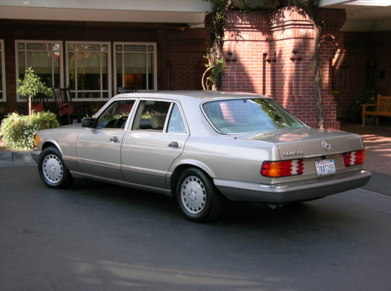 1991 mercedes benz 560sel german cars for sale blog for Benz mercedes for sale