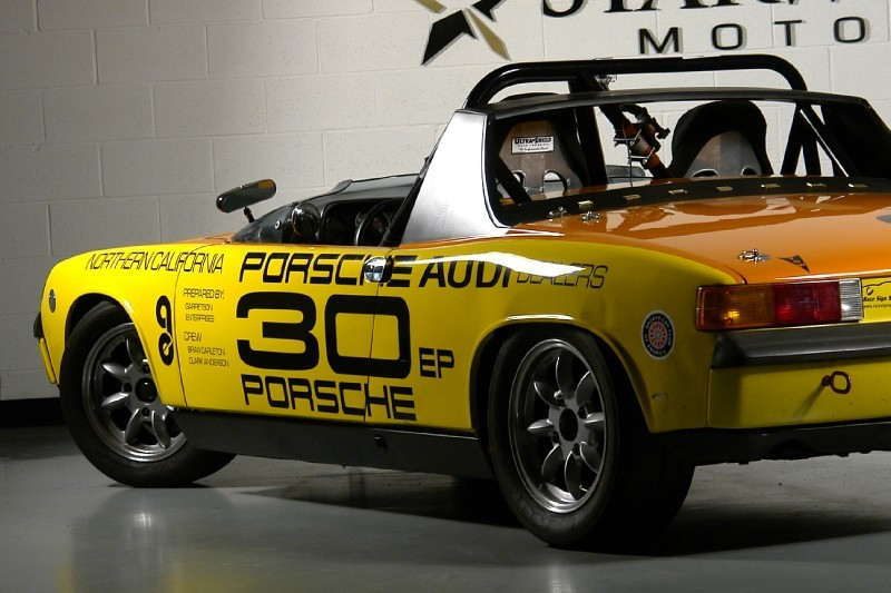 1971 Porsche 914 4 Ginther Replica German Cars For Sale Blog