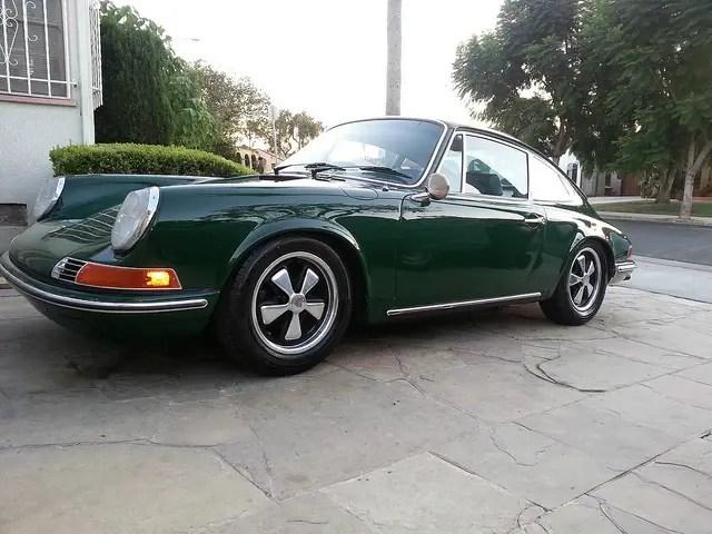 1969 Porsche 912 German Cars For Sale Blog