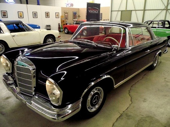1963 mercedes benz 220 se coupe german cars for sale blog for 1963 mercedes benz 220s for sale
