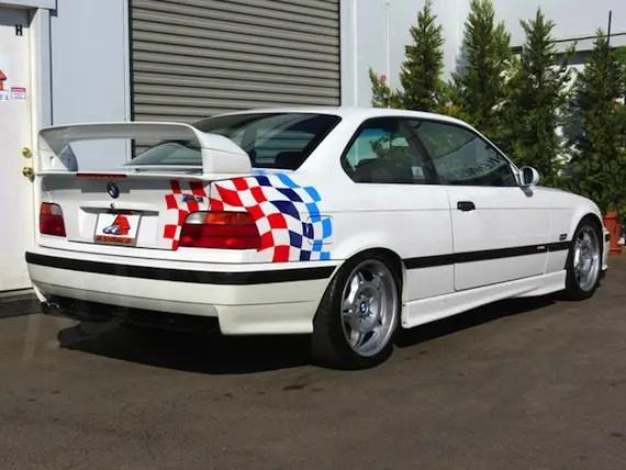 1995 Bmw M3 Lightweight German Cars For Sale Blog