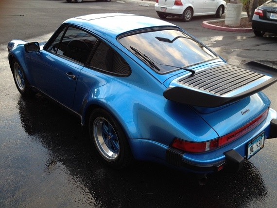 Bill Of Sale Example >> 1980 Porsche 930 – German Cars For Sale Blog