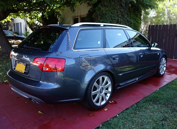 wagon week forbidden fruit 2007 audi a4 3 0 tdi quattro avant s line 6 speed german cars. Black Bedroom Furniture Sets. Home Design Ideas
