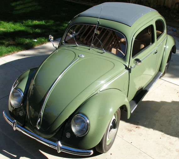 1952 Volkswagen Beetle  U2013 German Cars For Sale Blog