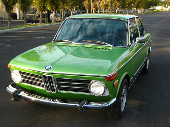 1973 bmw 2002tii german cars for sale blog. Black Bedroom Furniture Sets. Home Design Ideas