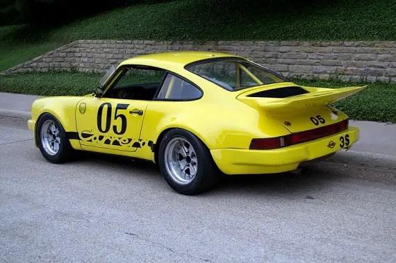 Motorsport Monday 1974 Porsche 911 Rsr Iroc Clone Race