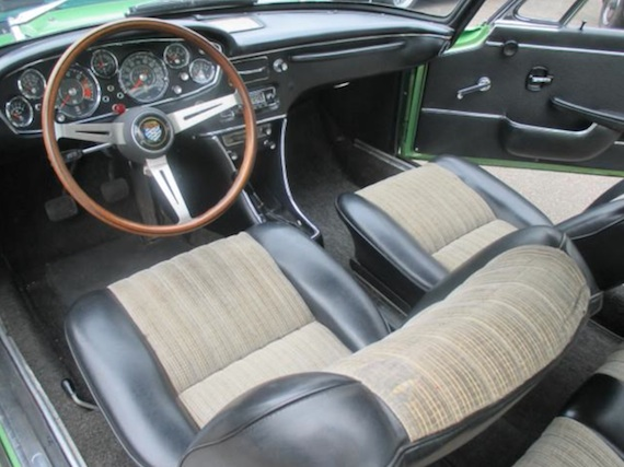 Micro Cars For Sale >> 1967 BMW Glas 3000 V8 – German Cars For Sale Blog