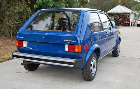 1975 Volkswagen Rabbit Swallowtail German Cars For Sale Blog