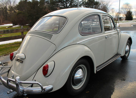 1965 Volkswagen Beetle – German Cars For Sale Blog