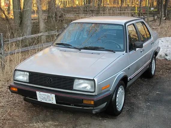 1987 volkswagen jetta gli german cars for sale blog. Black Bedroom Furniture Sets. Home Design Ideas