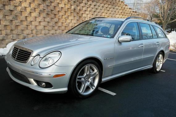 2006 mercedes benz e55 estate german cars for sale blog for Mercedes benz e55 amg wagon for sale