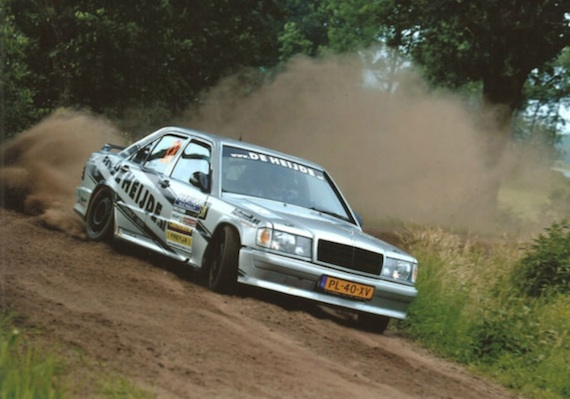 Motorsport Monday 190e Dtm Or Wrc Flavor German Cars