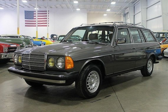 1985 mercedes benz 300td german cars for sale blog. Black Bedroom Furniture Sets. Home Design Ideas
