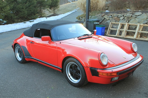 1989 Porsche 911 Speedster German Cars For Sale Blog