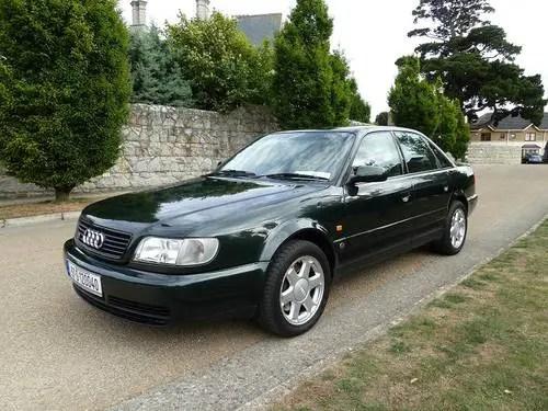 1997 audi s6 with 38 000 miles german cars for sale blog. Black Bedroom Furniture Sets. Home Design Ideas