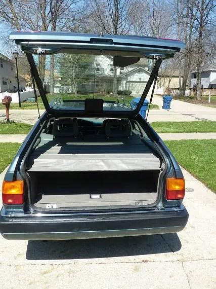 1989 Audi 100 Avant - German Cars For Sale Blog