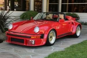 Tuner Tuesday: 1989 Porsche 911 Speedster TwinTurbo | German Cars For Sale Blog