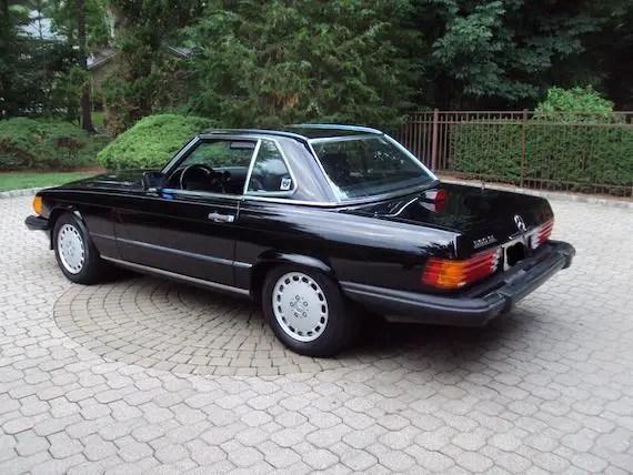1987 mercedes benz 560sl german cars for sale blog for Mercedes benz 1987 for sale
