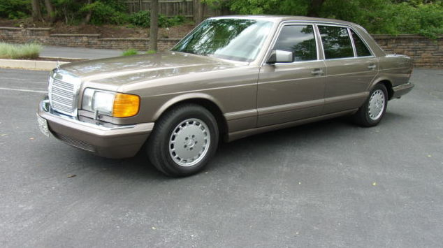 1987 mercedes benz 420sel german cars for sale blog for 1988 mercedes benz 420sel for sale