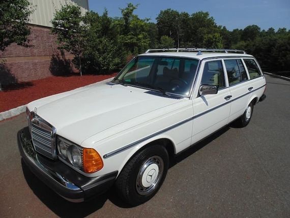 1979 mercedes benz 300td with 55k miles german cars for for Mercedes benz mileage