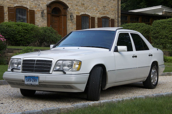 1994 mercedes benz e420 with 39k miles german cars for sale blog. Black Bedroom Furniture Sets. Home Design Ideas