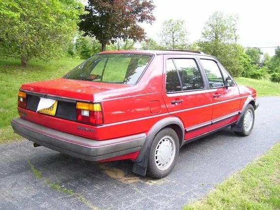 1986 volkswagen jetta gli german cars for sale blog. Black Bedroom Furniture Sets. Home Design Ideas