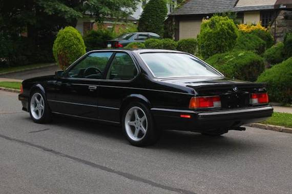 BMW E24 M6 Roundup – German Cars For Sale Blog